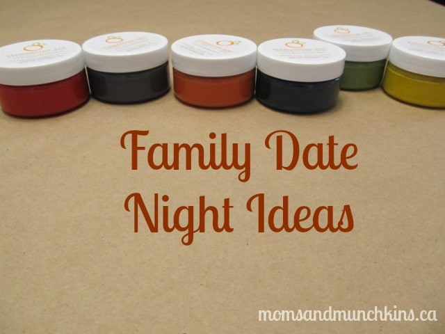 Family Date Ideas - Painting