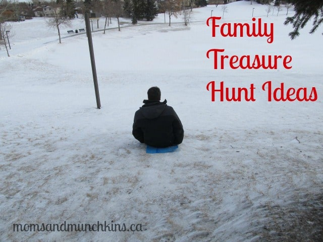 Family Treasure Hunt Ideas - Finale