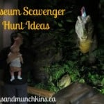Museum Scavenger Hunt Ideas