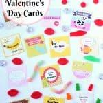 Punny Valentines + Free Printables