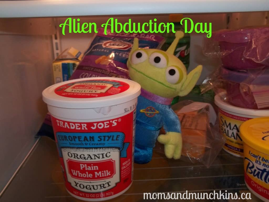 Alien Abduction Day