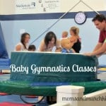 Baby Gymnastic Classes