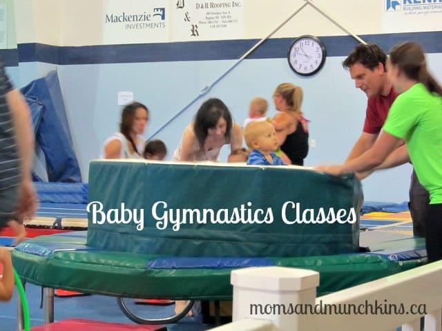 Baby Gymnastics Classes