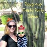 Fiesta Party for Playgroup