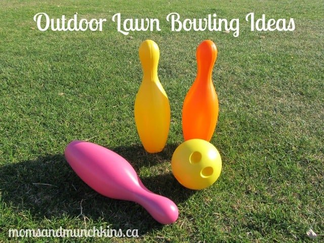 Outdoor Lawn Bowling Ideas