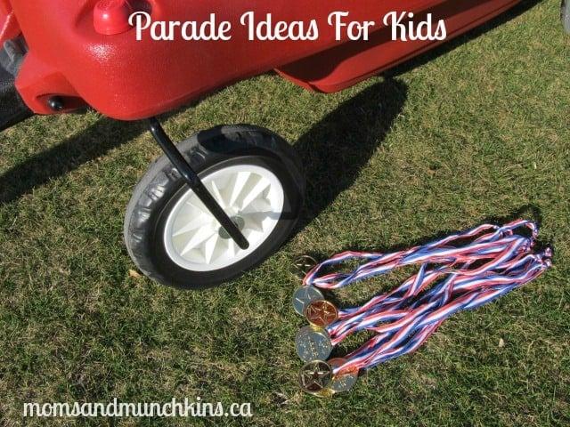 Parade Ideas for Kids