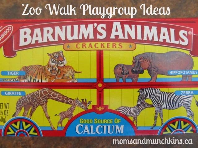 Zoo Walk Play Date