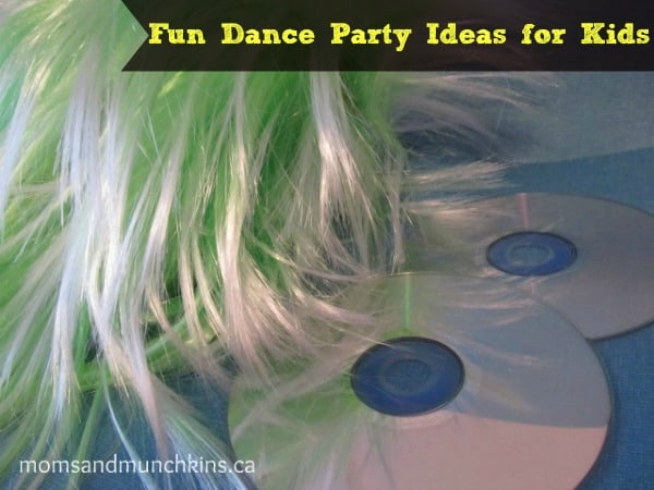 Dance Party Fun for Kids
