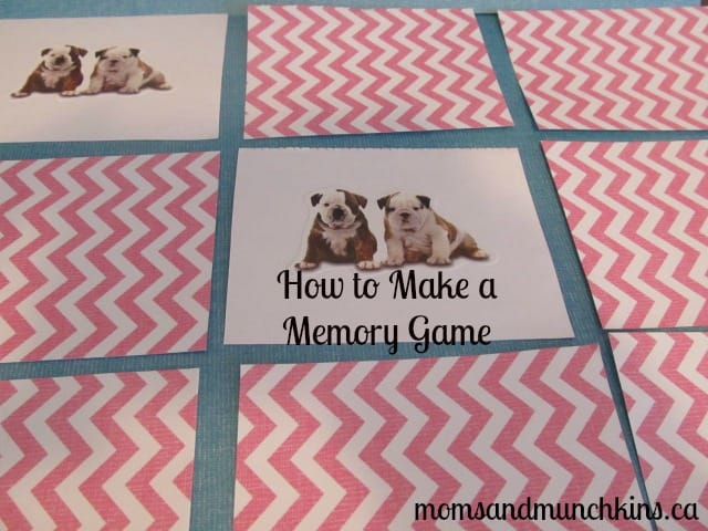 How to Make a Memory Game - Final