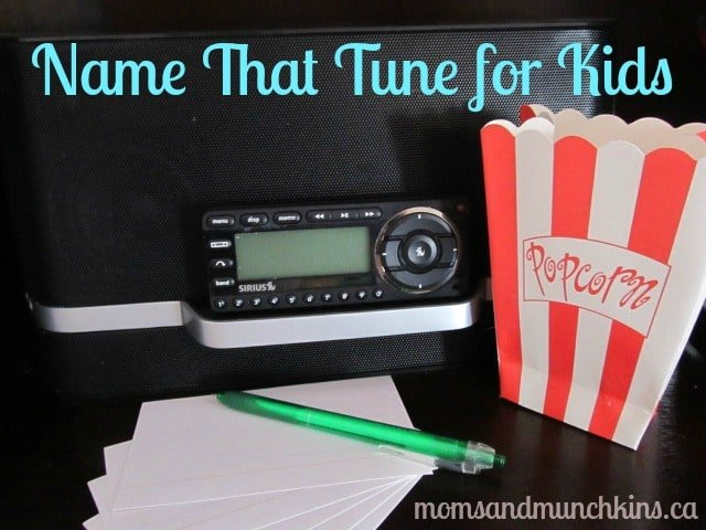 Name That Tune: Name That Tune For Kids