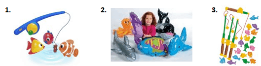 Under the Sea Party - Activities