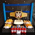 WWE Birthday Party