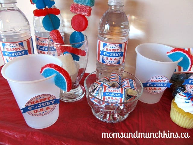 4th of July Activities for Kids Printables