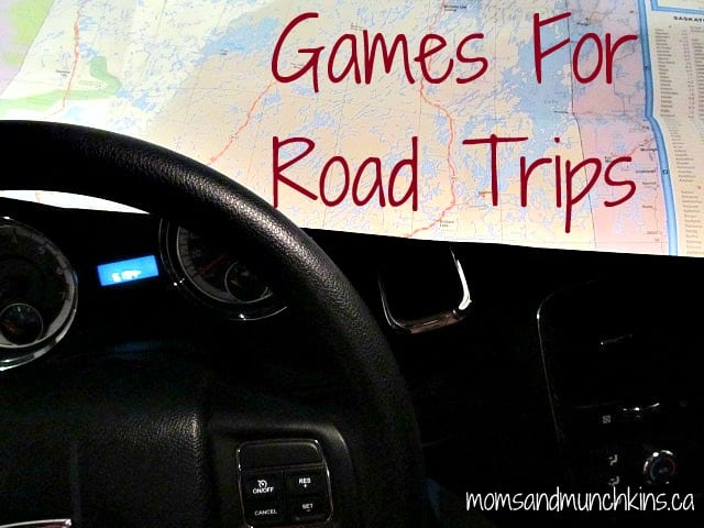 Games for Road Trips