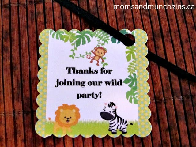 Safari Theme Parties For Kids Moms amp Munchkins