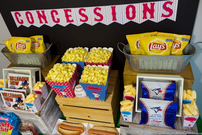 Baseball Party Ideas with Free Printables
