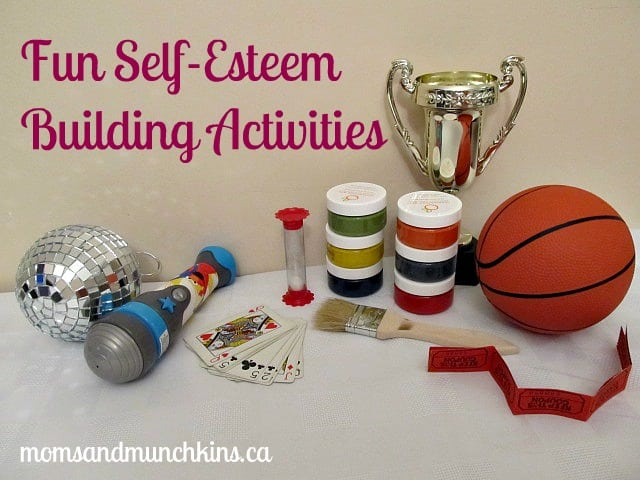 Building Self-Esteem Through Fun Activities - Moms & Munchkins