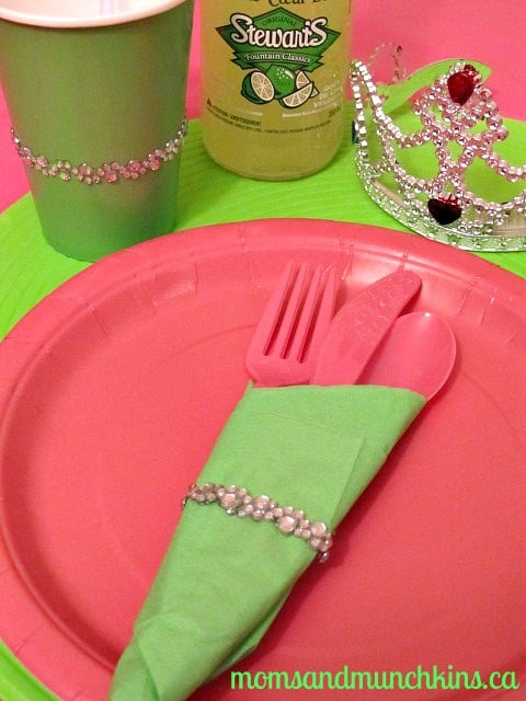 Frog Prince Party Decor