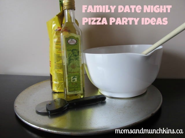 Pizza Party - Family Date Night