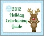 holiday entertaining guide