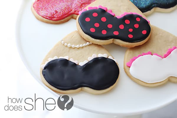 Breast Cancer Fundraising Ideas - Cookies