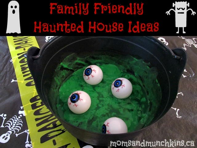 Creating a Haunted House