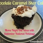 September National Holidays Moms