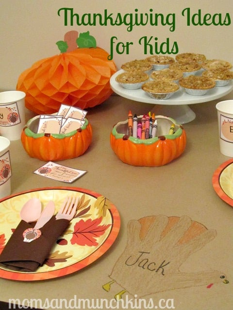 Thanksgiving ideas for kids children photograph thanksgivi