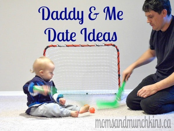 Daddy and Me Date Ideas