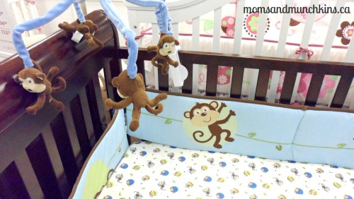 Everything Baby Month - Bedding