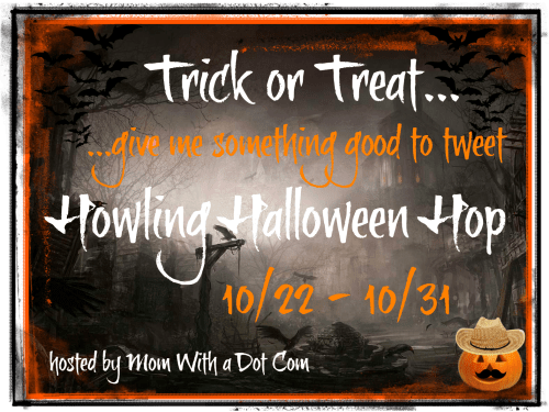 Howling Halloween Buttons
