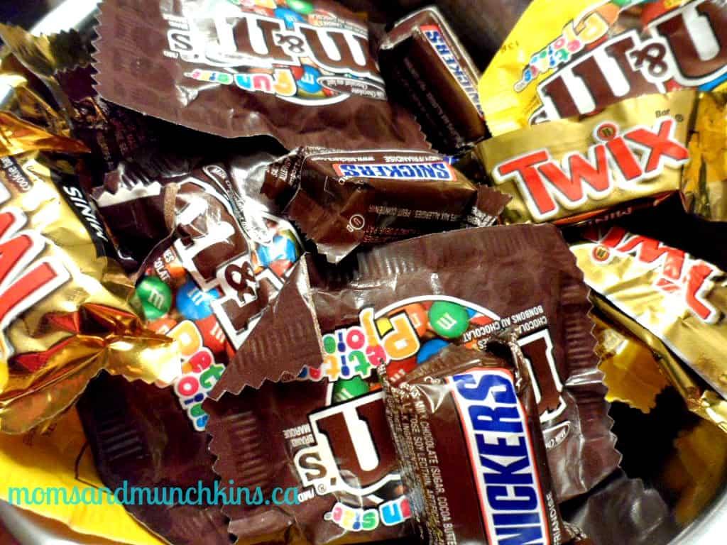 Halloween Candy Ideas