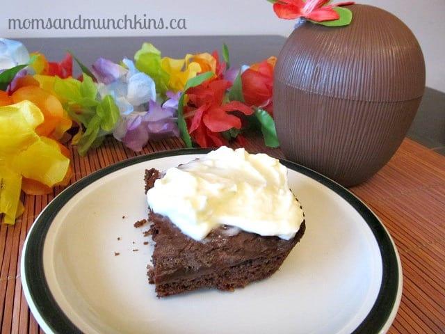 Luau Party Ideas - Cake