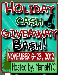 Holiday Cash Giveaway Bash