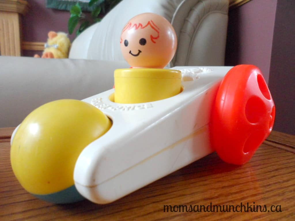 Fisher-Price Retro Clickity