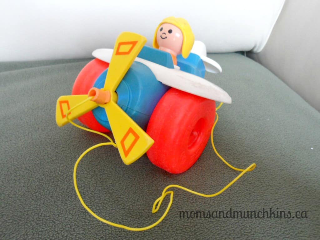 Fisher-Price Retro Plane