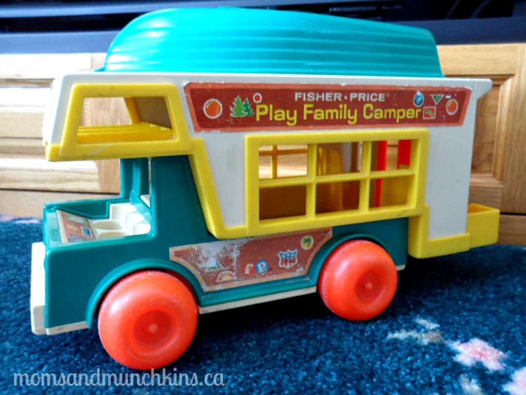 Fisher-Price Retro Camper