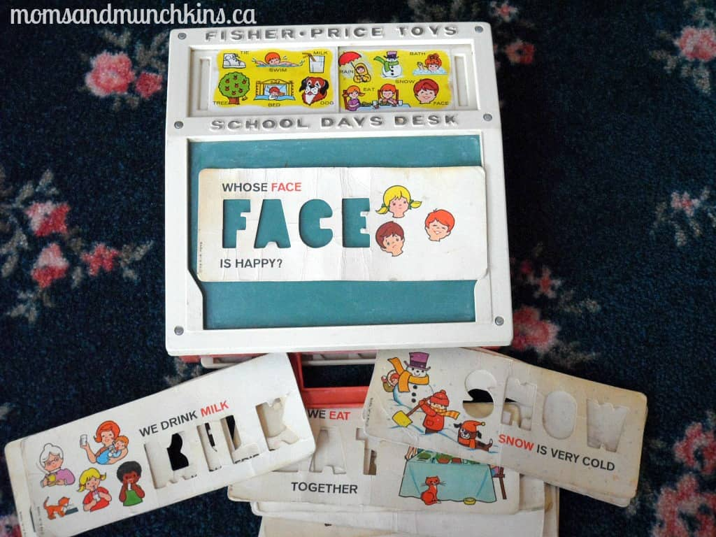 Fisher-Price Retro School