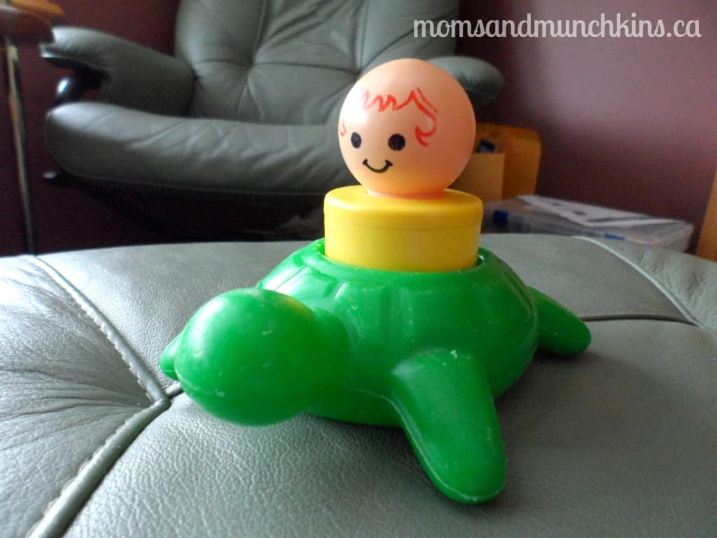 Fisher-Price Retro Turtle