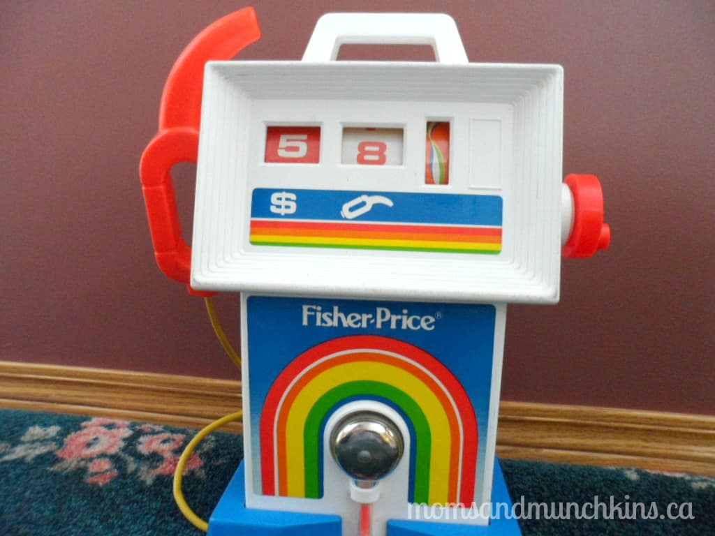 Fisher-Price Retro Gas Pump