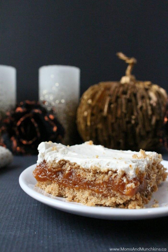 Pumpkin Dessert Recipe