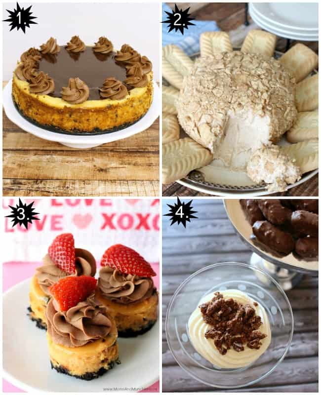 Creative Cheesecake Recipes