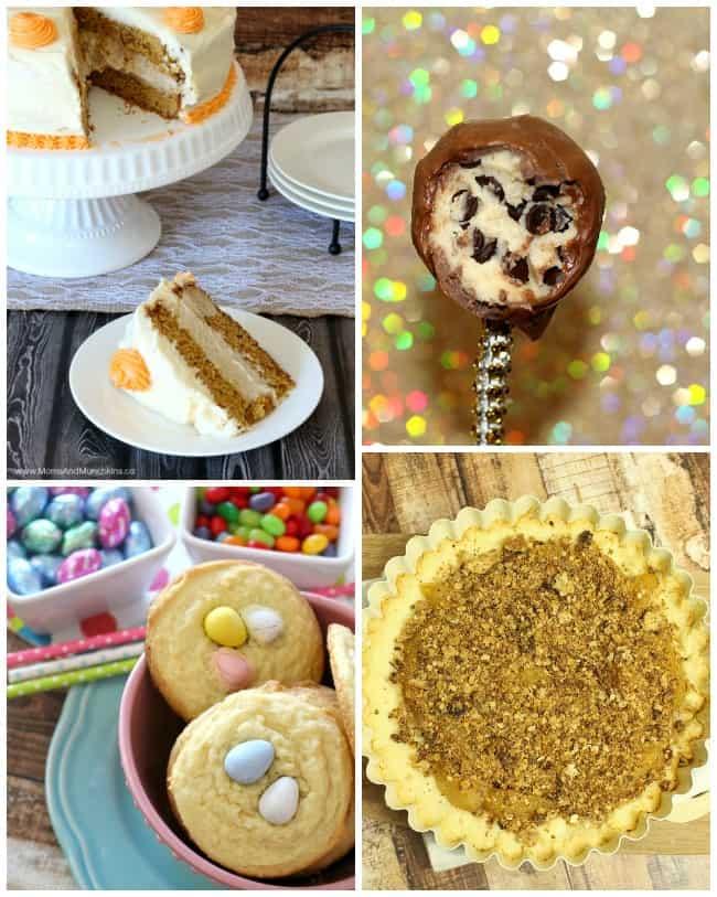 Desserts by MomsAndMunchkins.ca