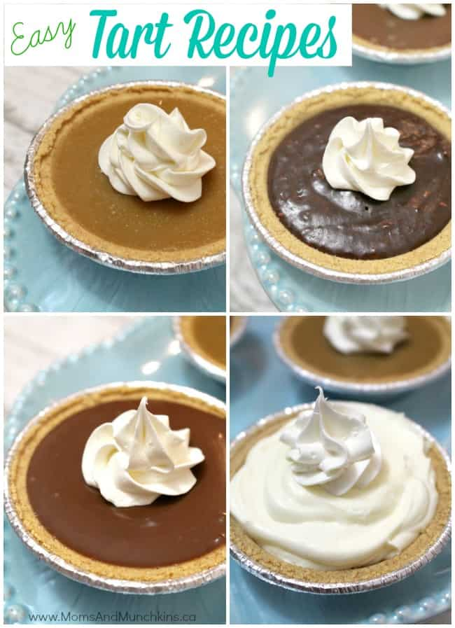 Easy Tart Recipes