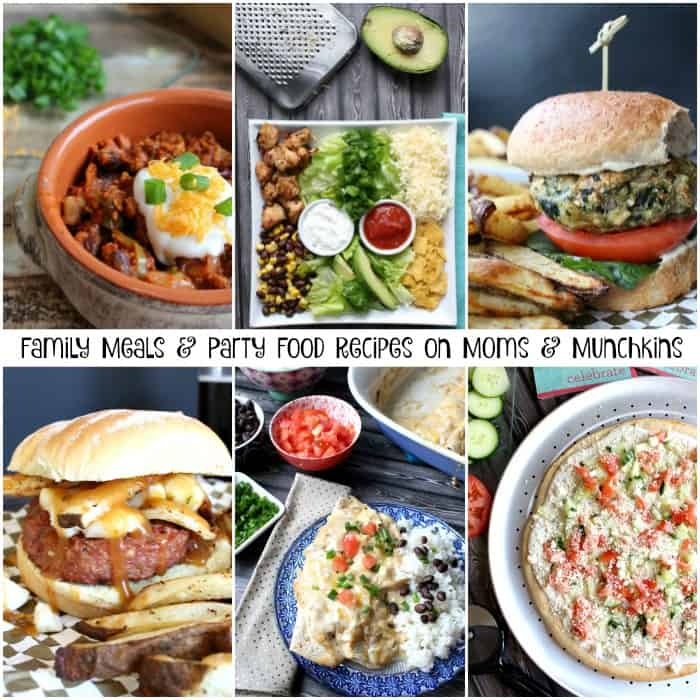 Family Meal Recipes