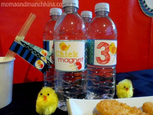 Chick Magnet Party Drinks