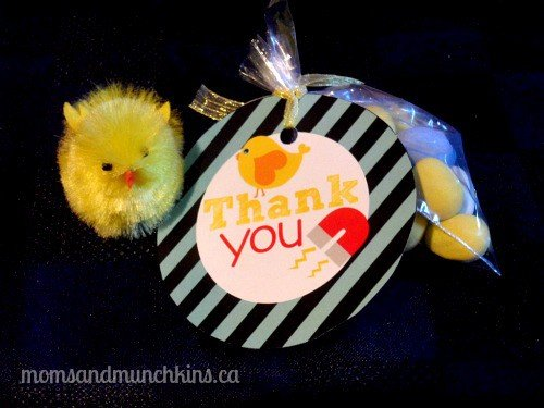 Chick Magnet Party Favors