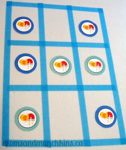 Chick Magnet Party Games