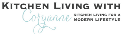 Kitchen Living with Coryanne Logo