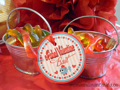 Valentine's Day Party for Kids - Bait